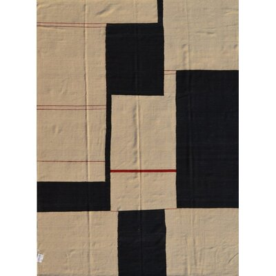 Modern Art-Deco Area Rug