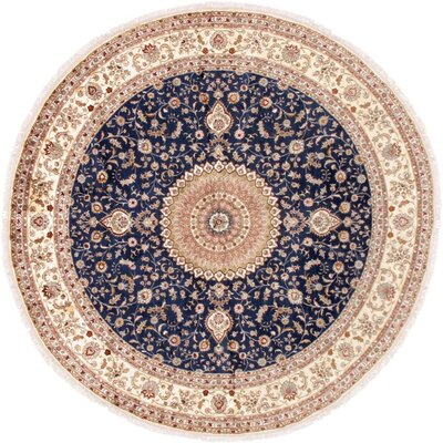 Tabriz Hand-Knotted Area Rug