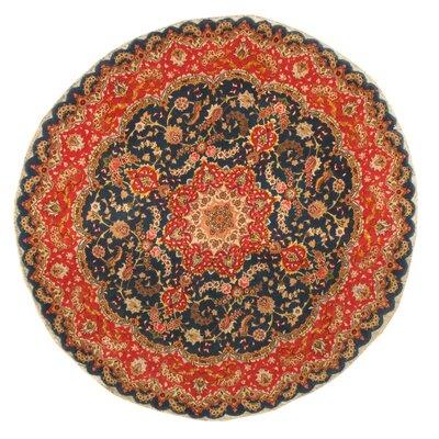 Tabriz Hand-Knotted Area Rug