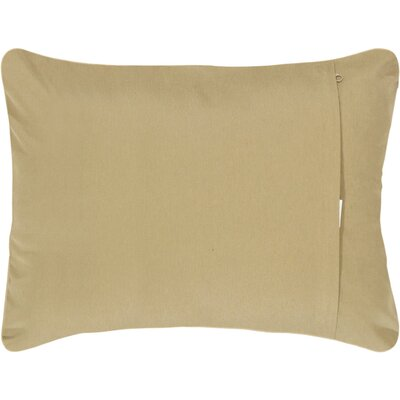 Vintage Turkish 100% Wool Lumbar Pillow