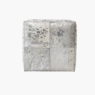 Forest Cube Ottoman