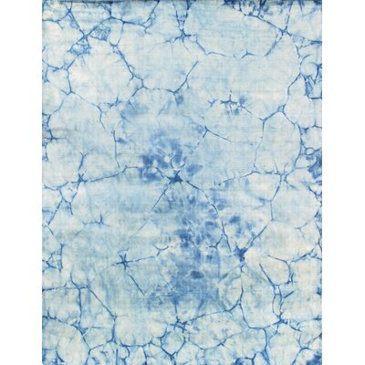 Allure Hand-Loomed Blue Area Rug