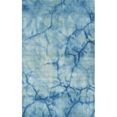 Allure Hand-Loomed Blue Area Rug