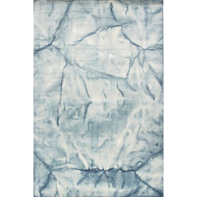 Allure Hand-Loomed Blue/Beige Area Rug