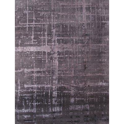 Gray/Purple Area Rug
