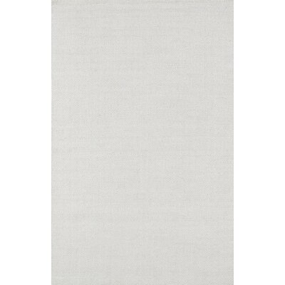 Kilim Hand-Woven Gray Area Rug