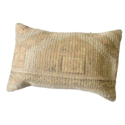 Kilim Wool Lumbar Pillow
