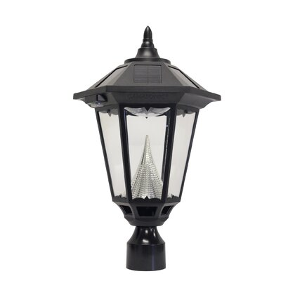 Windsor Solar 12-Light LED Lantern Head