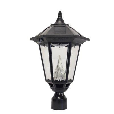 Windsor Solar 12-Light LED Lantern Head