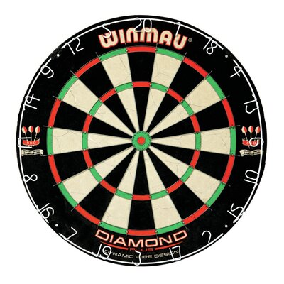 Diamond Bristle Dartboard WIN400