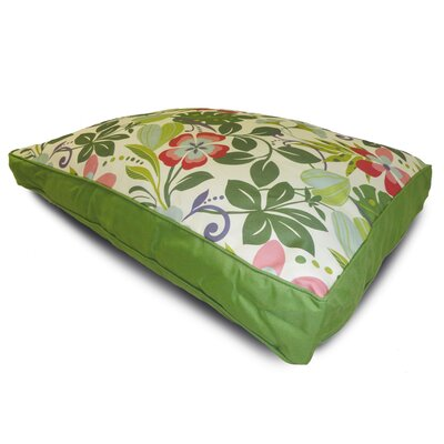 OFun Floral Dog Pillow