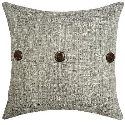 Mason Outdoor Throw Pillow Color: Linen