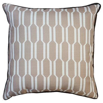 Harford Hexagon Outdoor Throw Pillow