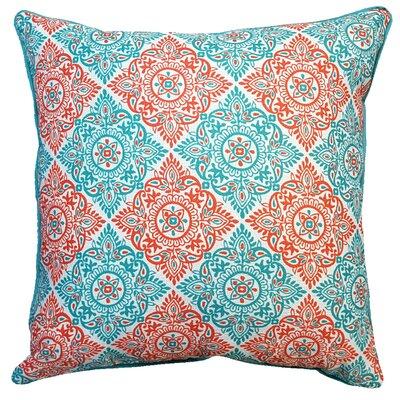 Donnan Tile Outdoor Throw Pillow