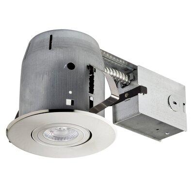 Swivel Spotlight LED Recessed Lighting Kit