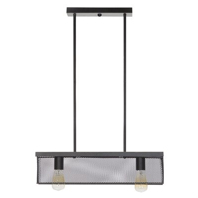 2-Light Linear Pendant