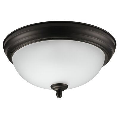 Dobson 1-Light Flush Mount