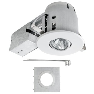 4 LED Recessed Lighting Kit