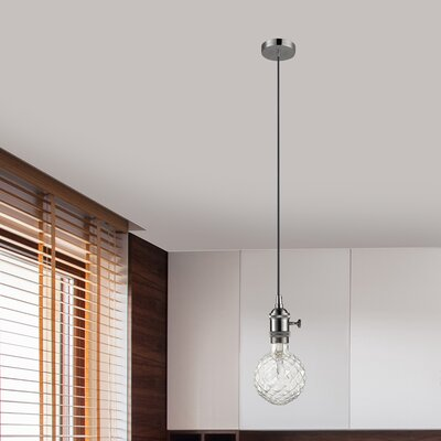 Danubrite 1-Light Mini Pendant