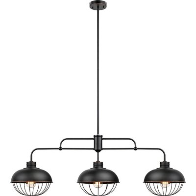 Elior 3-Light Kitchen Island Pendant