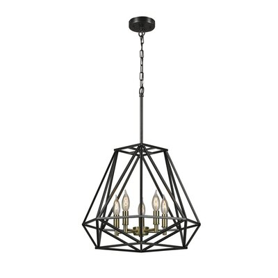 Lawrence Hill 5-Light Foyer Pendant