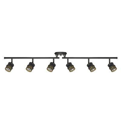 Kearney 6-Light Track Lighting Kit
