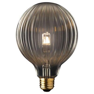40W Amber 26/Medium Incandescent Light Bulb