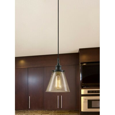 Skylar Plug-In 1-Light Mini Pendant