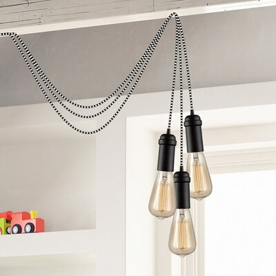 Edison 1-Light Hanging Socket Pendant
