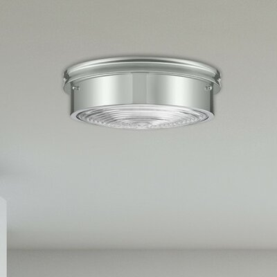 Admiralty 3-Light Flush Mount