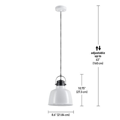 Selene 1-Light Mini Pendant