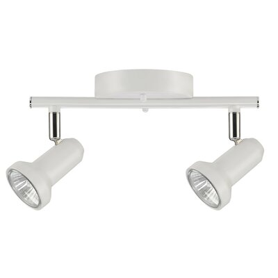Melo 2-Light Full Track Lighting Kit