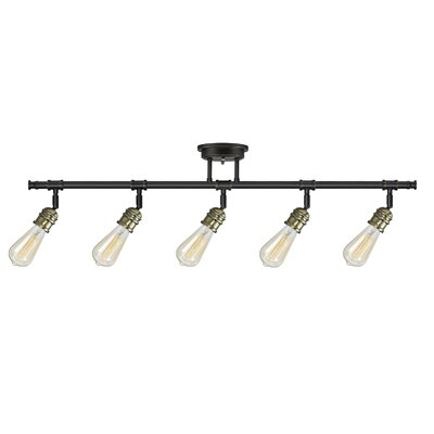 Rennes 5-Light Full Track Lighting Kit