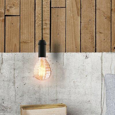 40W Amber E26/Medium Incandescent Light Bulb