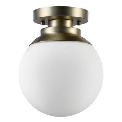 Rosemont 1-Light Semi Flush Mount