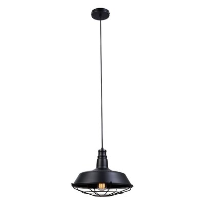 Massey 1-Light Inverted Pendant