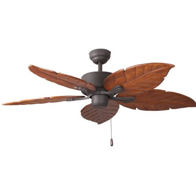 52 Kalista Indoor 5 Blade Ceiling Fan with Remote