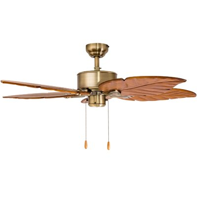 "52"" St. Marks 4-Light 5-Blade Ceiling Fan"