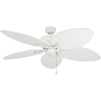 52 Alexander Outdoor 5 Blade Outdoor LED Ceiling Fan