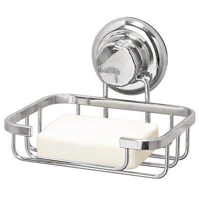 Bath Bliss Twist Power Suction Soap Dish 4985