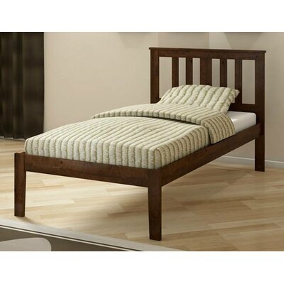Donco Kids Twin Slat Bed Size: Twin