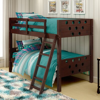 Twin Bunk Bed Finish: Cappuccino