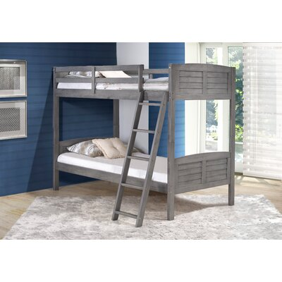 Tree House Twin Bunk Bed
