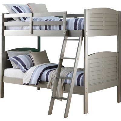 Shutter Twin Bunk Bed