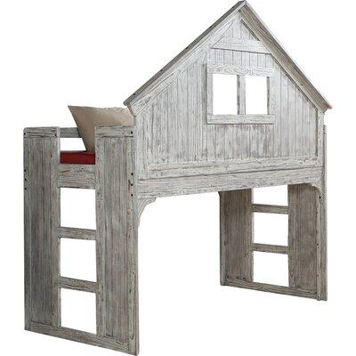 Club House Low Loft Bed