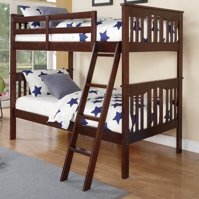 Franklin Twin over Twin Slat Bunk Bed