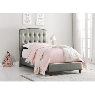 Princess Panel Bed Size: Twin
