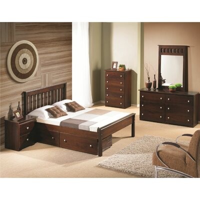 Contempo Panel Customizable Bedroom Set