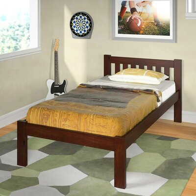 Donco Kids Slat Bed Size: Full