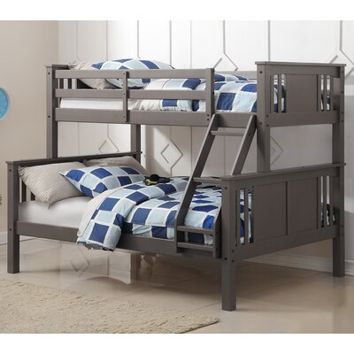 Princeton Twin Over Full Slat Bed